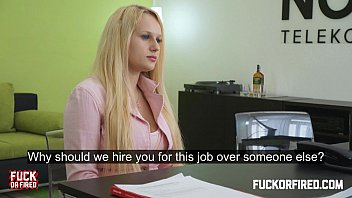 Fuck or fired porn