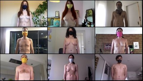 Naked pictures of john homes